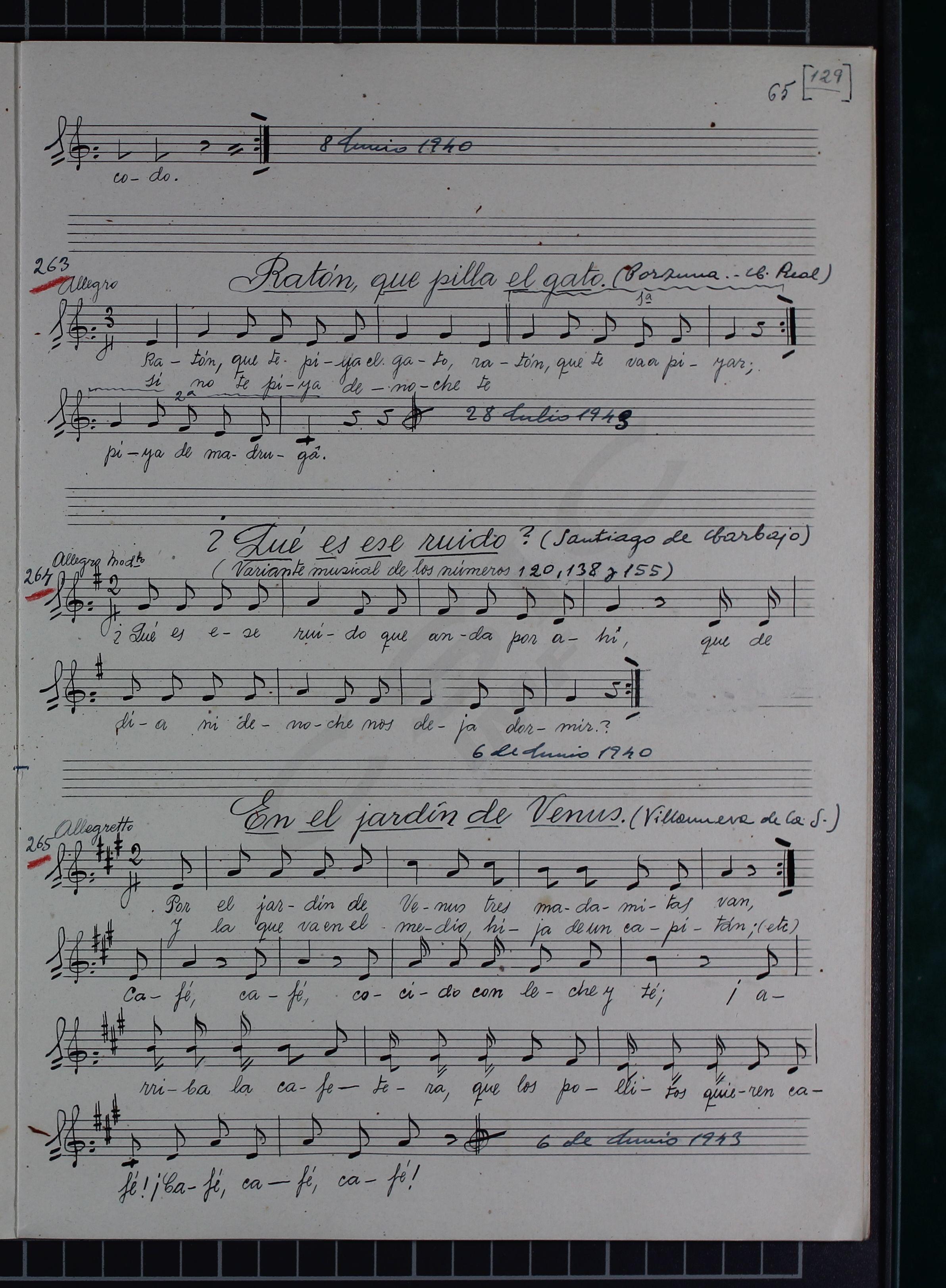En el jard n de venus fondo de m sica tradicional for Cancion en el jardin